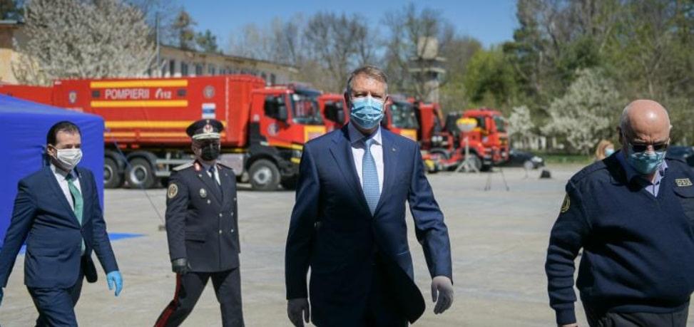 Presedintele Iohannis este asteptat sa emita astazi decretul de prelungire a starii de urgenta cu inca 30 de zile