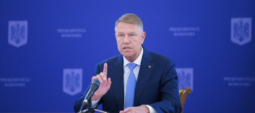 Iohannis critica legea privind autonomia Tinutului Secuiesc: Este inadmisibil asa ceva. Jó napot kivanok, PSD! (Va doresc o zi buna, PSD)