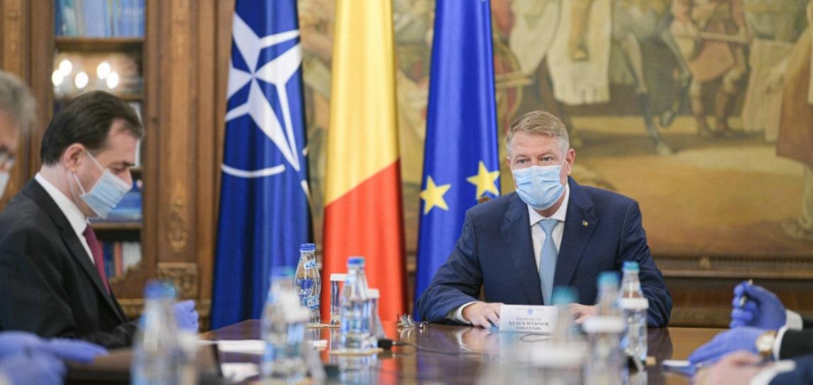 Romania intra in stare de alerta, care sunt noile masuri care vor intra in vigoare din 15 mai. Presedintele Iohannis sustine o declaratie de presa la 18:30