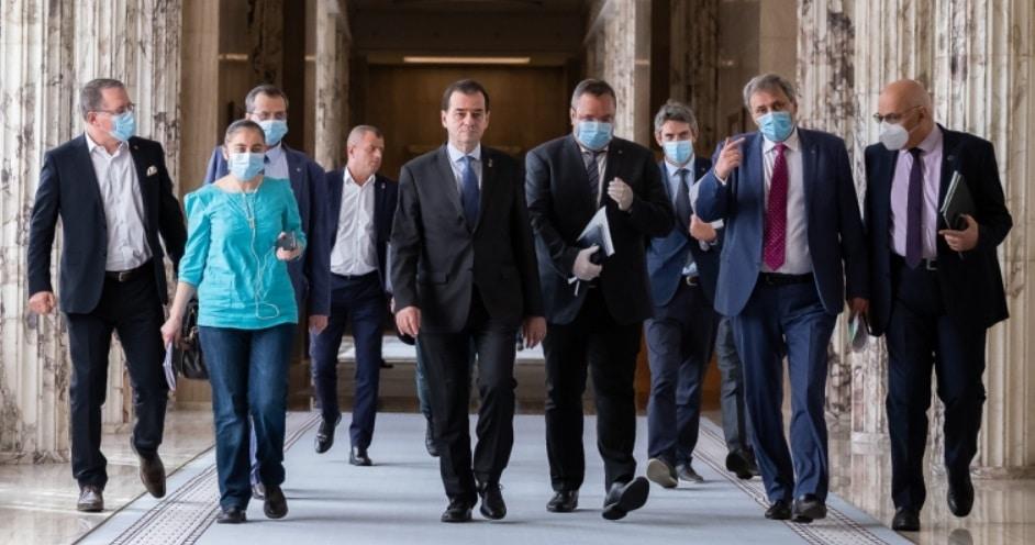Starea de alerta va fi declarata astazi in baza OUG 21, a anuntat premierul Ludovic Orban. Masurile vor avea caracter de obligativitate
