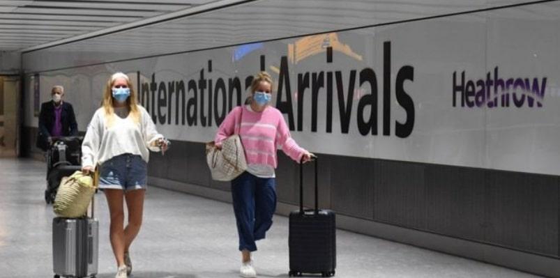 Marea Britanie a introdus carantina pentru cei care calatoresc din Croatia, Austria si Trinidad Tobago
