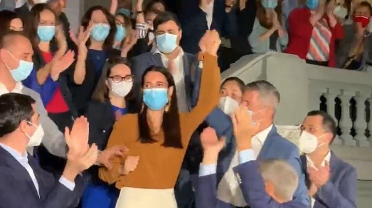Clotilde Armand, reactie la anuntul lui Dan Tudorache: PSD este istorie in Sectorul 1