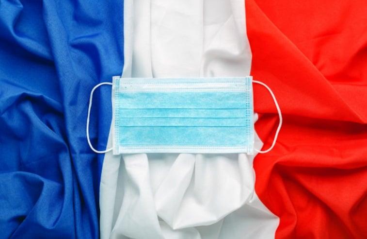 Record absolut de cazuri de coronavirus in Franta, 13 departamente au fost plasate in stare de alerta