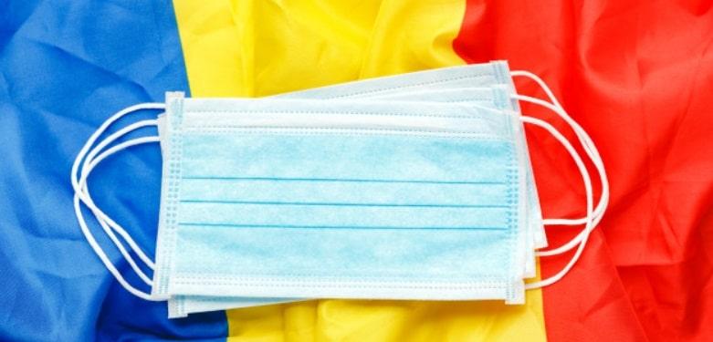 Romania inregistreaza al doilea cel mai mare bilant de coronavirus de la inceputul pandemiei