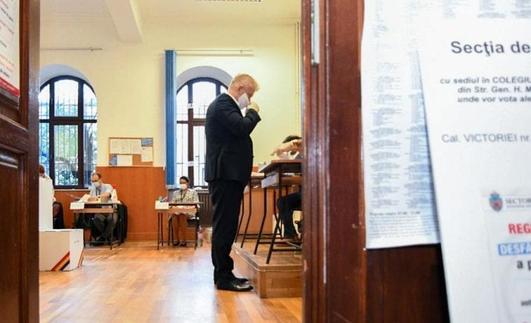 Dan Tudorache, alegeri Sectorul 1