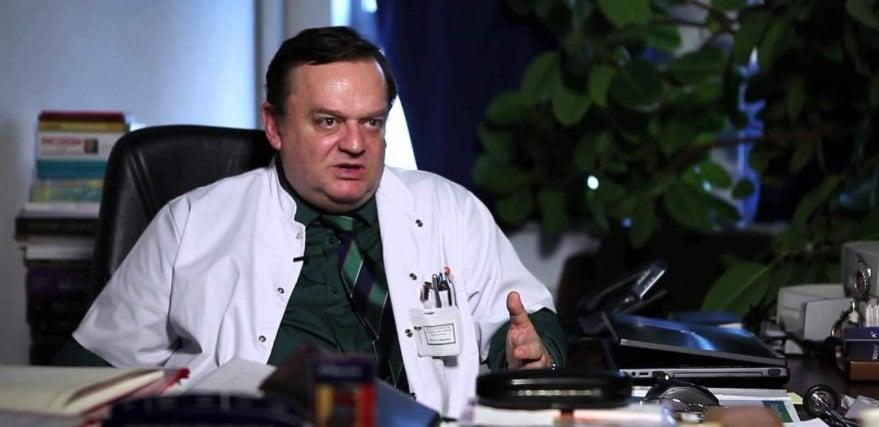 A murit medicul Ovidiu Bajenaru, seful Clinicii de Neurologie din cadrul Spitalului Universitar. Fusese testat pozitiv cu coronavirus