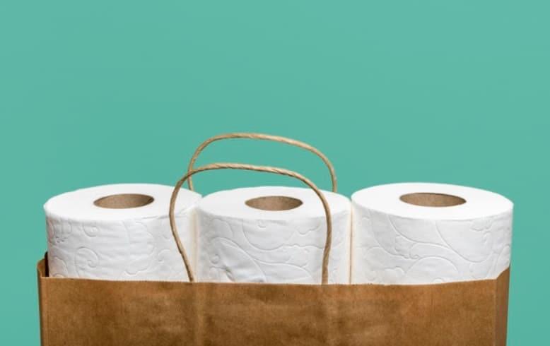 Noul brand de hartie igienica (Cloud Paper) are menirea sa salveze mediul inconjurator.