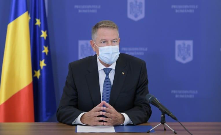 Sedinta CSAT, convocata de presedintele Iohannis pentru data de 6 octombrie