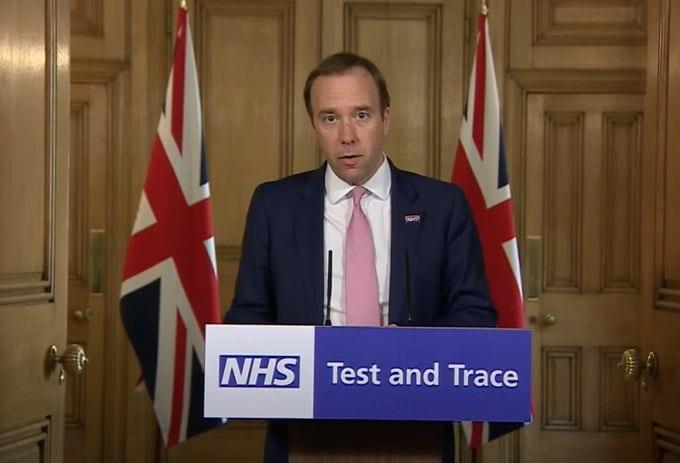 """Marea Britanie nu exclude un al doilea """"lockdown"""" pentru a opri raspandirea coronavirusului"""