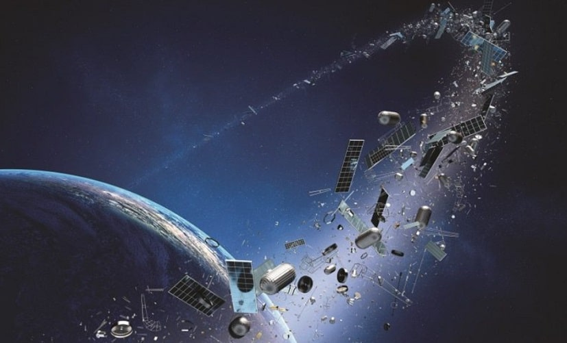 Orbita Pamantului a devenit cea mai mare groapa de gunoi a omenirii. Viitoarele lansari spatiale, in pericol din cauza gunoiului spatial