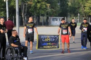 Militari raniti din Armata Romaniei au participat la London Marathon
