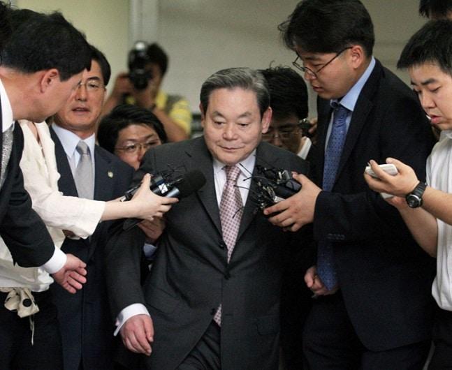 Lee Kun-hee, presedinte Samsung