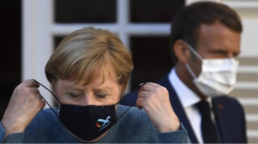 Motoarele economice ale Europei se inchid, Germania si Franta au anuntat ca vor intra in lockdown