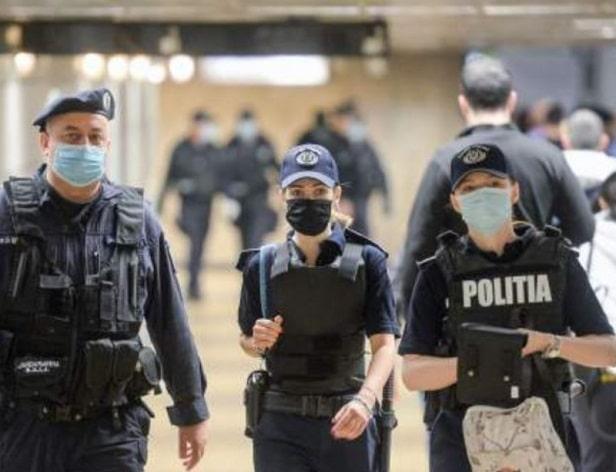 Politia va face controale in civil pentru a-i depista si amenda pe cei care nu respecta masurile anti-coronavirus