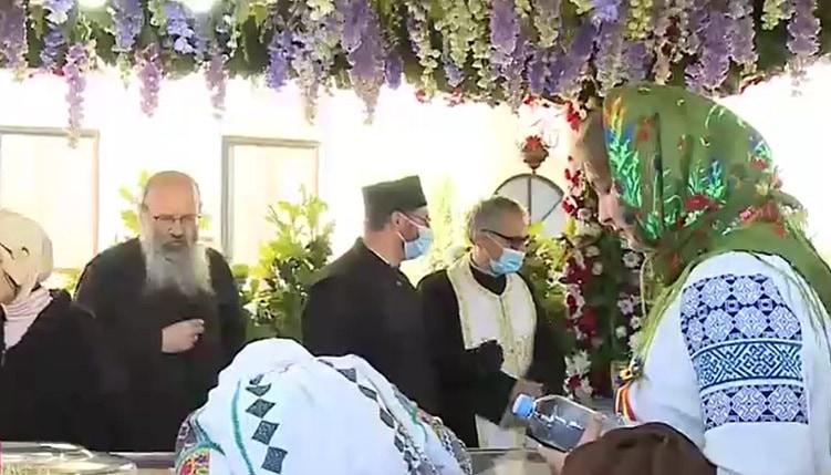 Sfanta Parascheva, Iasi