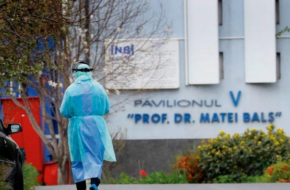 Incendiu la Spitalul Matei Bals din Bucuresti, cinci pacienti morti, dintre care patru au ars de vii