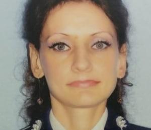 Comisarul sef de politie Catalina Popa
