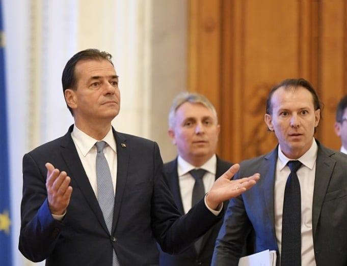Florin Citu va fi premierul propus de coalitia PNL, USR-PLUS si UDMR. Cine ar putea fi ministrii