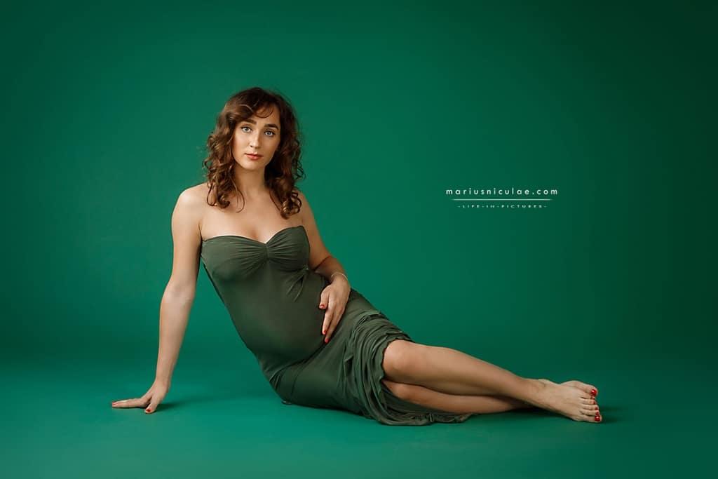 Ședință foto gravidă